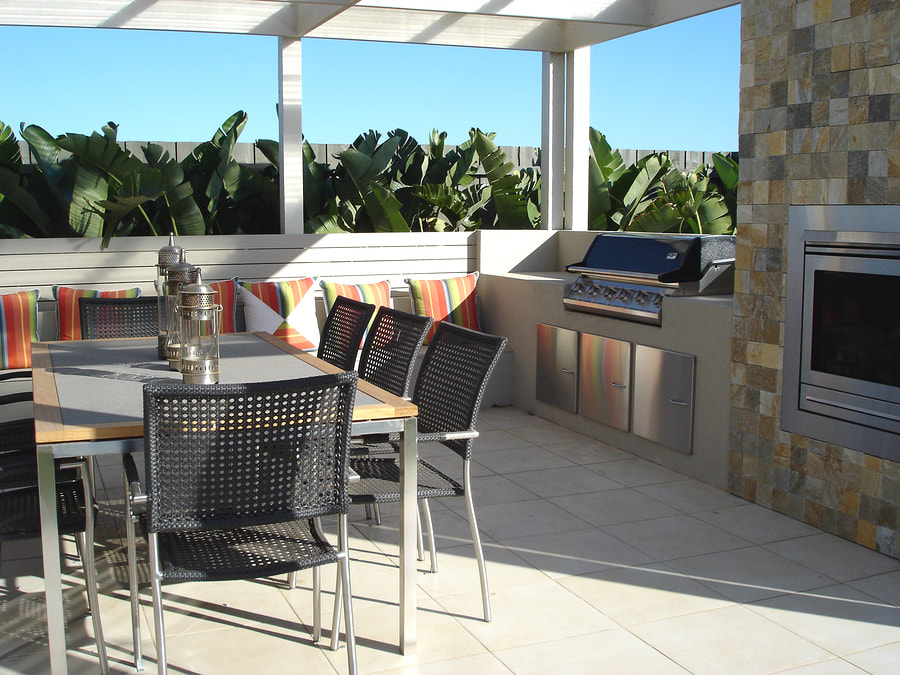 professional outdoor bars contractor